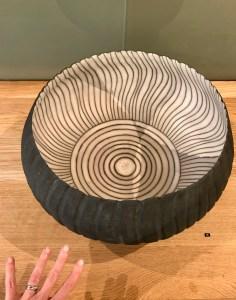 David Roberts raku ceramics exhibition