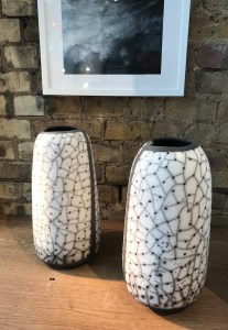David Roberts ceramics at Craft Potters Association