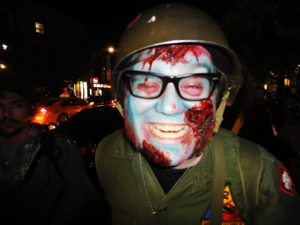 Nuit Blanche Zombie