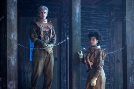 Doctor Who S10 - TX: 29/04/2017 - Episode: Thin Ice (No. 3) - he Doctor (PETER CAPALDI), Bill (PEARL MACKIE) - (C) BBC - Photographer: Jon Hall