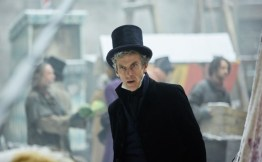 Doctor Who S10 - TX: 29/04/2017 - Episode: Thin Ice (No. 3) - Picture Shows: Doctor Who (PETER CAPALDI) - (C) BBC - Photographer: Simon Ridgway