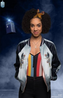 Doctor Who Series 10 Character Image – Bill Potts (Pearl Mackie) (c) BBC