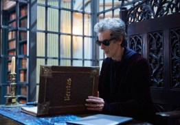 Doctor Who S10 - TX: 20/05/2017 - Episode: Extremis (No. 6) - Picture Shows: The Doctor (PETER CAPALDI) - (C) BBC/BBC Worldwide - Photographer: Simon Ridgway