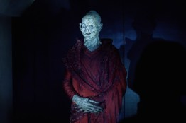 Doctor Who S10 - TX: 27/05/2017 - Episode: The Pyramid At The end Of The World (No. 7) - Picture Shows: Monk - (C) BBC/BBC Worldwide - Photographer: Simon Ridgway