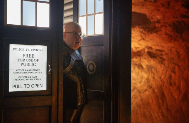 Doctor Who S10 - TX: 10/06/2017 - Episode: Empress of Mars (No. 9) - Picture Shows: Nardole (MATT LUCAS) - (C) BBC/BBC Worldwide - Photographer: Simon Ridgway