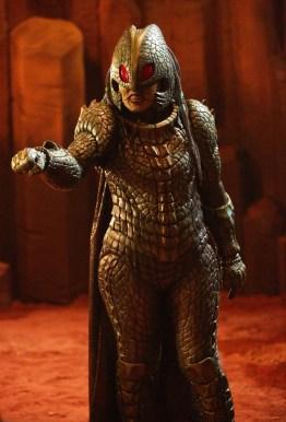 Doctor Who S10 - TX: 10/06/2017 - Episode: Empress of Mars (No. 9) - Picture Shows: Iraxxa (ADELE LYNCH) - (C) BBC/BBC Worldwide - Photographer: Simon Ridgway