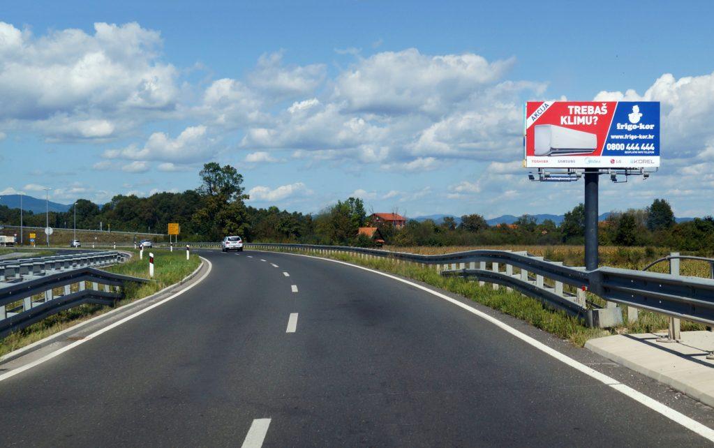 VELIKA GORICA 1, ČRNKOVEC – SMJER ZAGREB