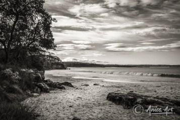 Washerwomans Beach at Bendalong