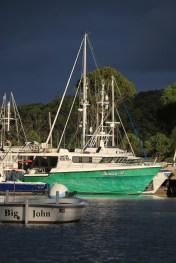 Ulladulla Harbour this afternoon-4
