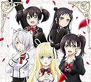 『寄宿学校のジュリエット』アニメ動画を全話無料配信!
