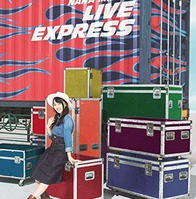 水樹奈々ライブツアー「LIVE EXPRESS 2019」千葉公演セトリ内容・Blu-ray&DVD発売情報
