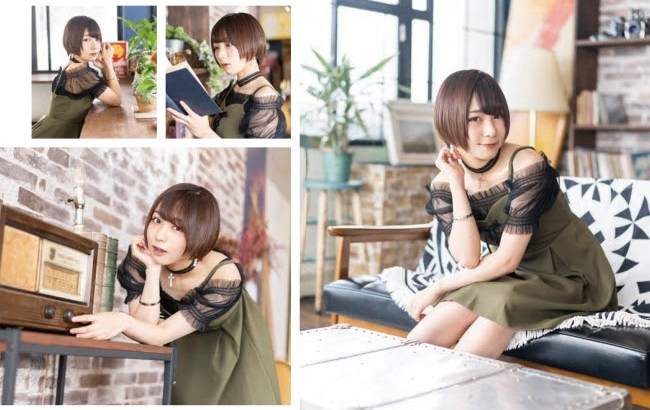 富田美憂1stフォトエッセイ『はたち。』、20歳の誕生日に発売!写真・エッセイ・イラストの一部を公開!
