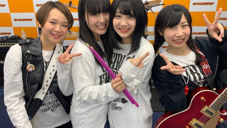 『ガールズフィスト!!!!』声優バンドの公開練習が12/19夜に秋葉原で開催!