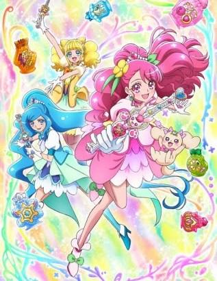『ヒーリングっど♥プリキュア』ED主題歌「ミラクルっと♥Link Ring!/Machico」歌詞内容・CD発売情報!