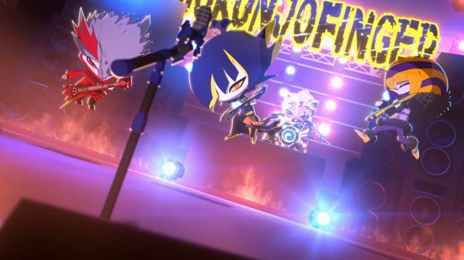 『SHOW BY ROCK!!』DOKONJOFINGER(どこんじょうふぃんがー)メンバー&声優キャスト一覧