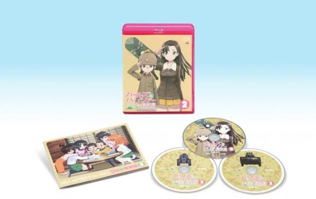 ガルパン新作OVA「タイヤキ・ウォー!」キャスト・あらすじストーリー・収録BD情報