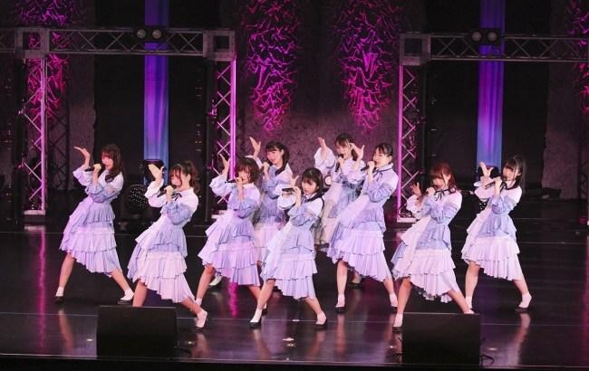 『22/7 5thシングル「ムズイ」発売記念スペシャルライブ生配信』セトリ・公式画像が到着!【レポート】