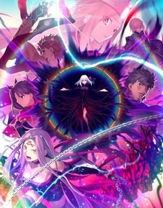 劇場版「Fate/stay night[HF]」第三章「FGO」概念礼装イラスト解禁!新規カット画像も公開!