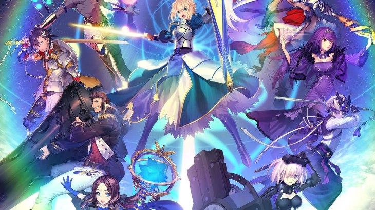 FGOサントラ4「Fate/Grand Order Original Soundtrack Ⅳ」発売日・特典・収録曲公開!