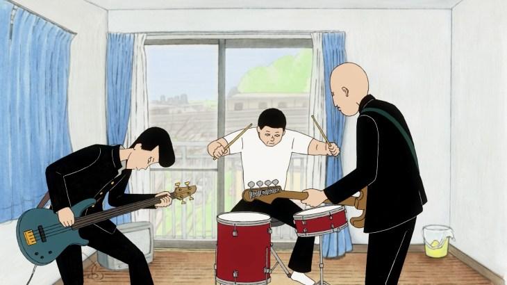 アニメ映画『音楽』Blu-ray&DVD&CD、12/16発売決定!原作者・監督・声優コメント到着!