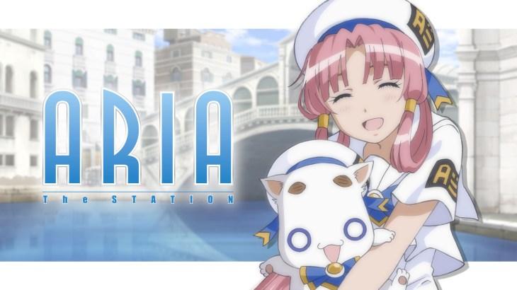 『ARIA』ラジオ番組の再配信が決定!新作アニメ映画公開まで思い出を振り返ろう!