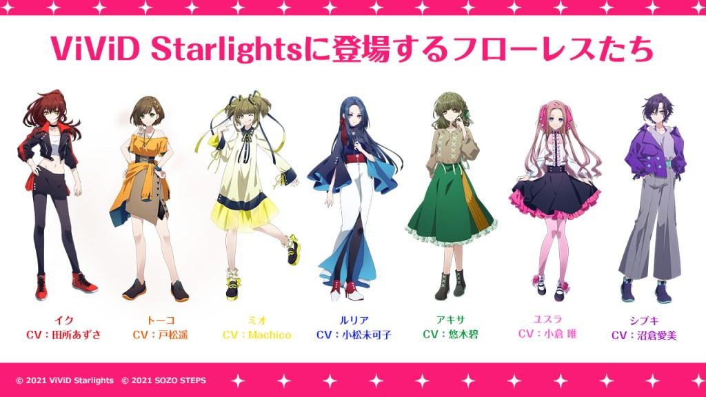 ViViD Starlights(ヴィヴィッドスターライツ)