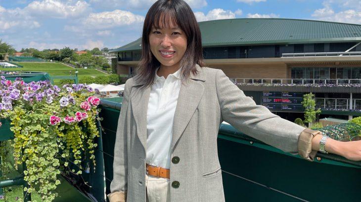 ウィンブルドンテニス WOWOW現地レポーターは声優・寿美菜子さん!コメント到着!