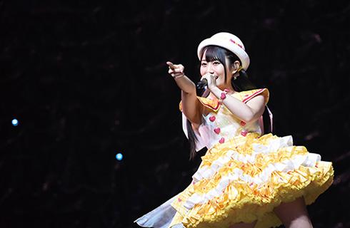 小倉 唯スペシャルライブ特番「Happy Cherry Step ~HighTouch☆Tomorrow~」