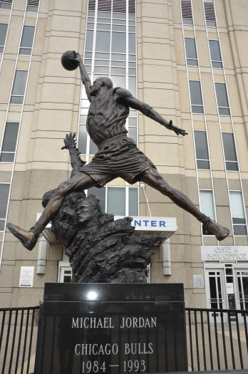 Michael Jordan: The best there ever was. the best there ever will be!