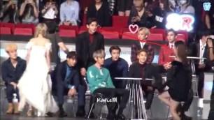151202 [Fancam2] [BaekYeon] Baekhyun (백현) & Taeyeon (태연) MAMA 2015.mp4_000009070