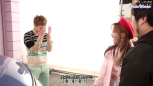 [ENGSUB] Jimin (AOA) ft. Xiumin (EXO) - Call You Bae (야 하고 싶어) MV making_00_00_29_00_87