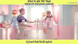 Jimin & Xiumin - Call You Bae (야 하고 싶어) MV [English subs Romanization Hangul] HD_00_02_21_08_425