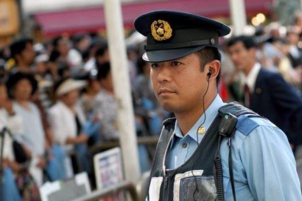 Policia de Tokio