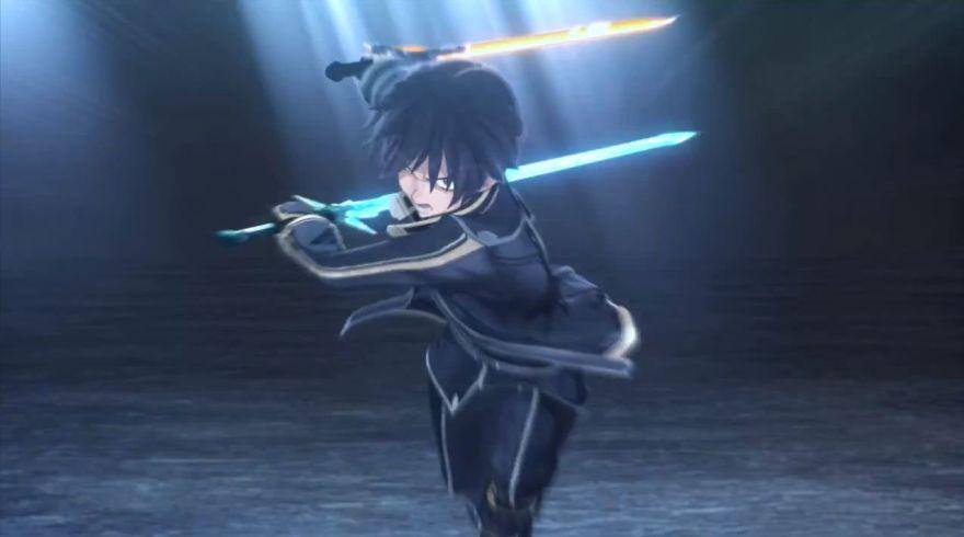 Sword Art Online Infinity Moment