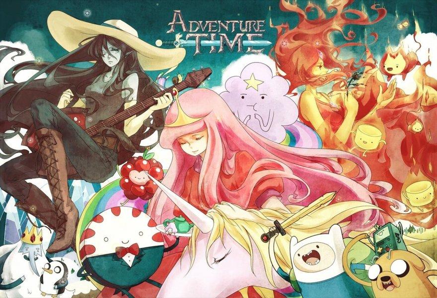 adventure_time_by_flafly-d5mvtfa_5002839_lrg