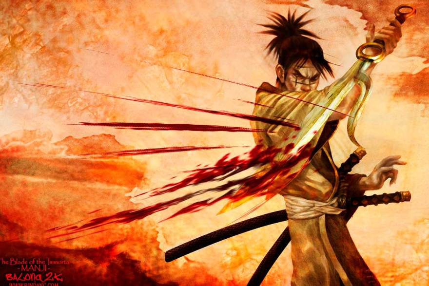 mugen-no-juunin-blade-inmortal-new-anime-2019-hiroaki-samura
