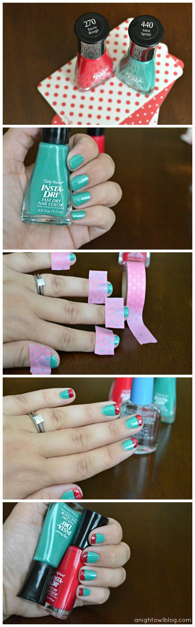 I Heart Nail Art Glitter Kit How To Use 75
