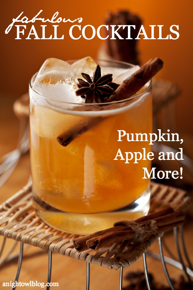 Image result for fall cocktails