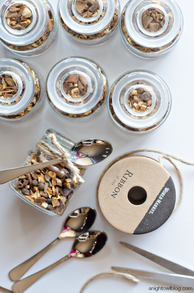 DIY Thanksgiving Party Favors A Night Owl Blog