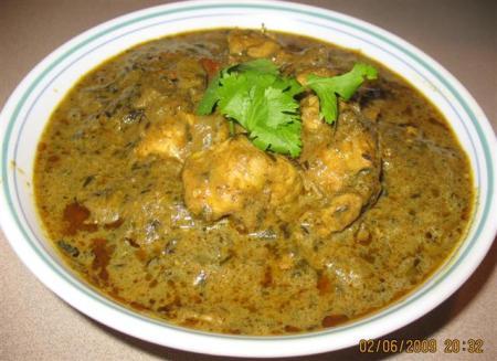 Chicken Jeera