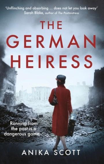 The German Heiress (UK paperback edition)