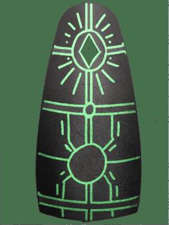 runic altar - fancy fully lit