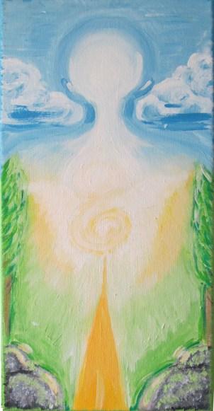 Duch natury, wizja z G.Radunia