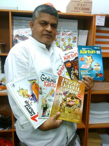 zunar dan majalah