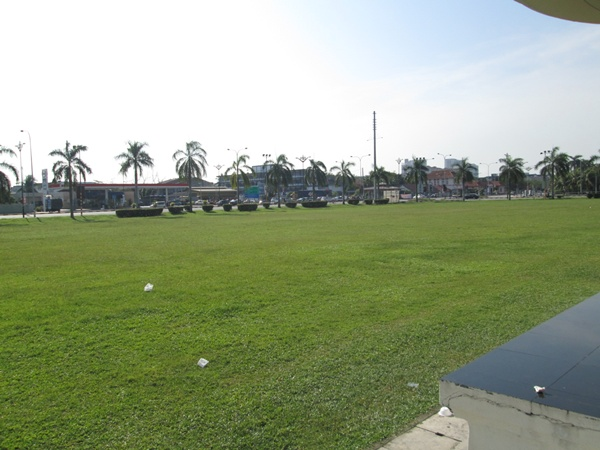 27 January 2013 at the Butterworth padang, where the 'Bible-burning' was supposed to take place