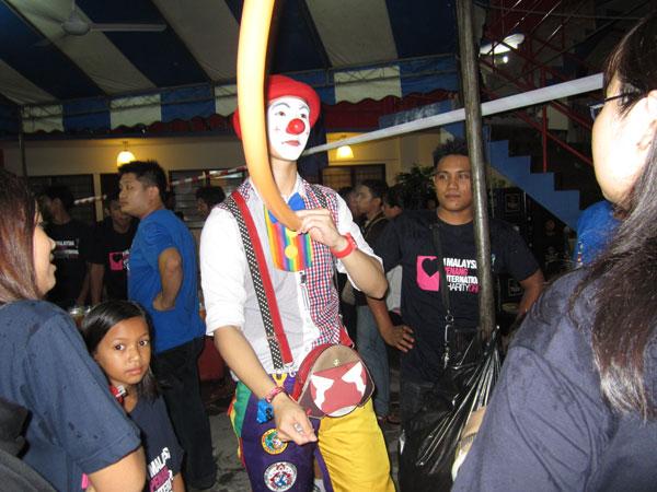 1Malaysia-clown