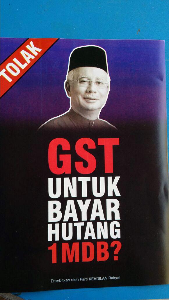 Najib-GST-poster