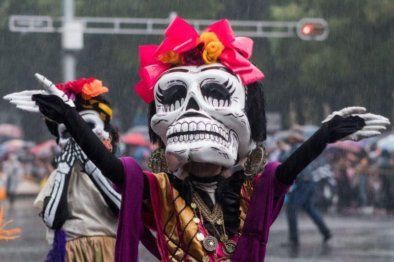dia muertos 2021 cdmx desfile