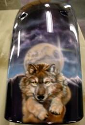 Wolf Bike Fender