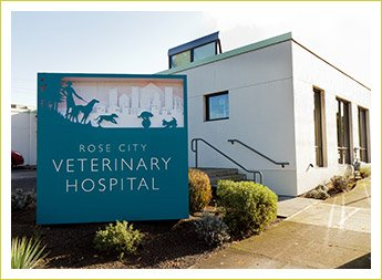 Animal Behavior Clinic, located inside Rose City Veterinary Hospital